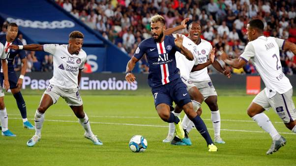 Choupo-Moting breaks Toulouse resistance with solo goal