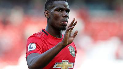 Pogba vows to fight racism for sake of next generation