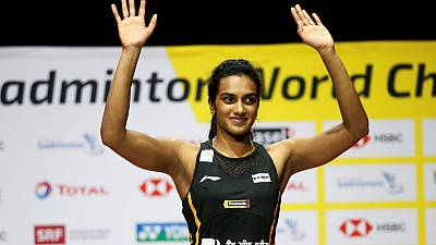 'Silver girl' no more, India's Sindhu aims higher