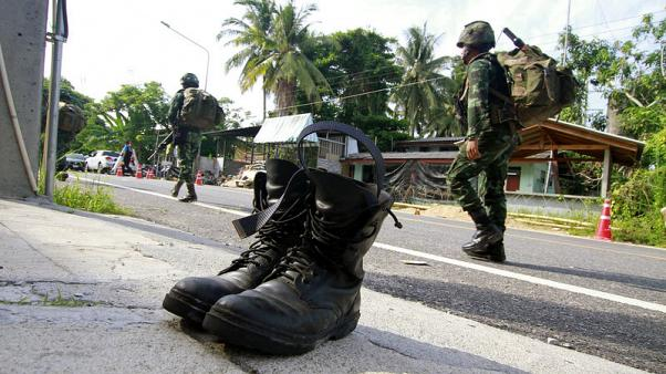 Thai military faces questions over death of suspect in southern insurgency
