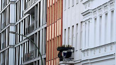 Berlin city rent cap plans hit real estate shares