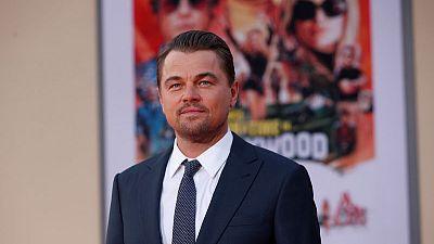 Leonardo DiCaprio urges government action on Amazon fires 'tragedy'