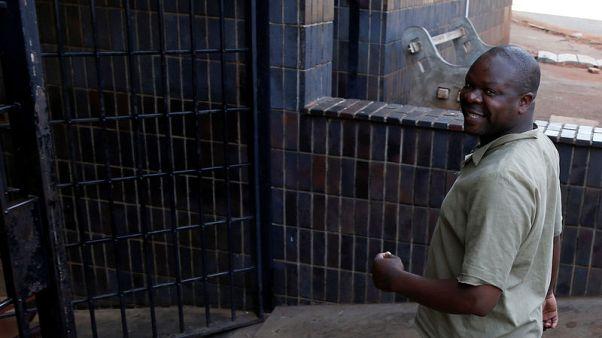 Zimbabwe bails senior opposition official arrested over protest