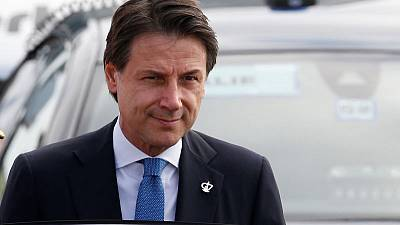 Italy government deal looks closer as PD drops Conte veto