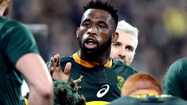 Kolisi wins fitness battle to lead Boks at World Cup