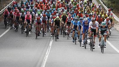 Vuelta: terza tappa a Bennett