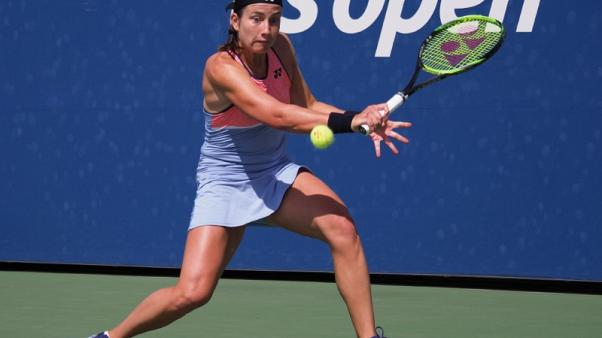 Sevastova condemns Bouchard to 12th successive defeat