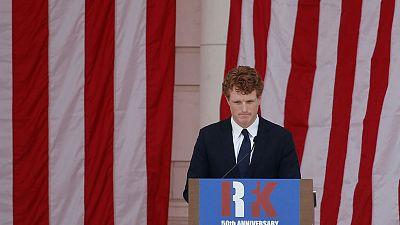 U.S. Representative Kennedy challenges fellow Democrat Markey for Senate seat