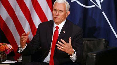 نائب الرئيس الأمريكي: واشنطن تدعم حق إسرائيل في الدفاع عن نفسها