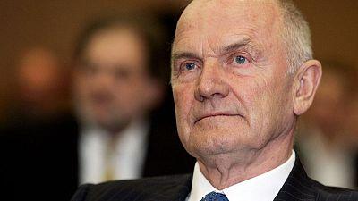 Former Volkswagen chairman Ferdinand Piech has died - Bild