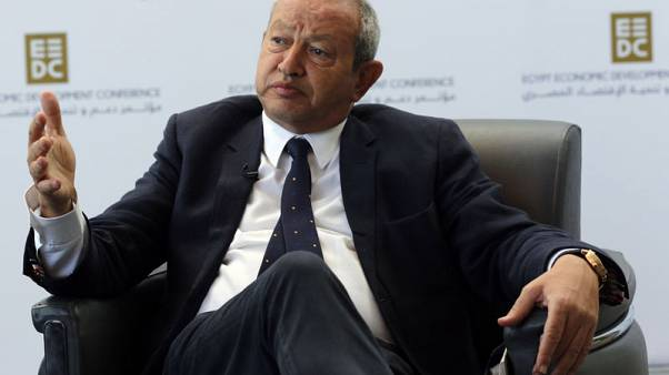 Egypt's Sawiris eyes mining opportunities at home with new law