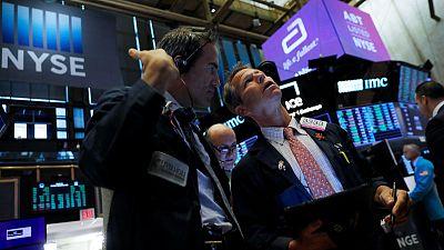 الأسهم الأمريكية تنتعش مع انخفاض حرارة النزاع التجاري