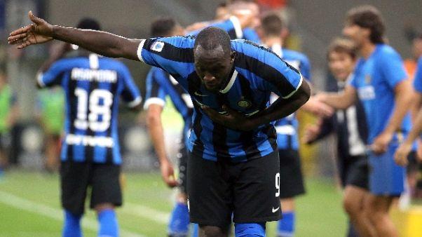 Serie A: Inter-Lecce 4-0