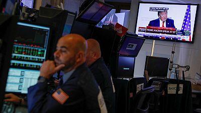 Trump's aggressive, mixed signals on China whiplash Wall Street