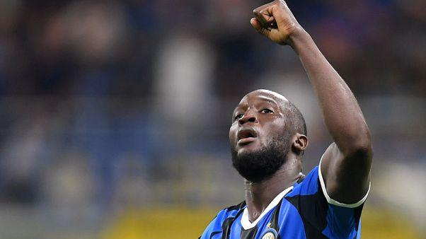 Lukaku scores on debut as Conte's Inter make a flying start