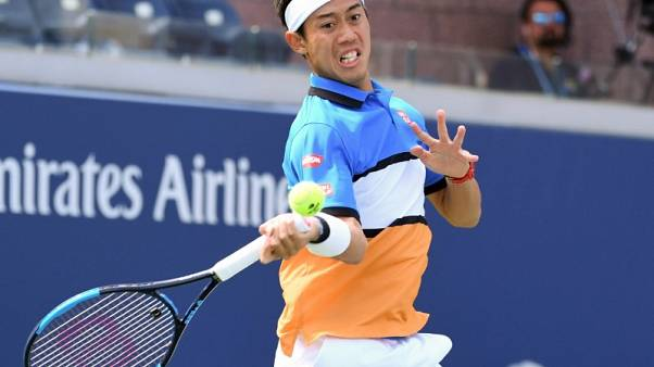 Nishikori already has sights set on 2020 Tokyo Olympics