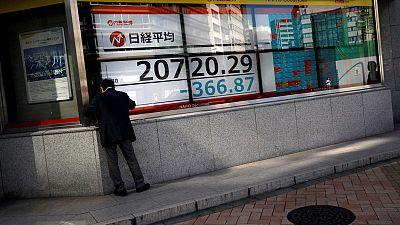 المؤشر نيكي يرتفع 1.02% في بداية التعاملات بطوكيو