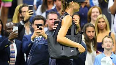 Same old story for Sharapova as Williams proves too strong