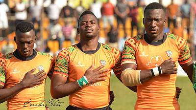Zambia in defining rugby moment