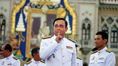 Thai PM breached constitution by failing to vow to uphold it: ombudsman