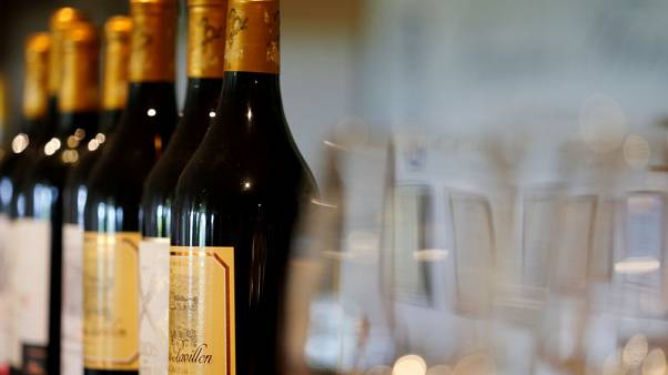 U.S. threat to French wine receding, but not lifted - minister