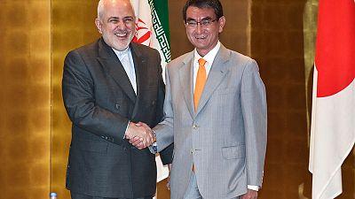 وزير خارجية اليابان يدعو إيران للالتزام بالاتفاق النووي