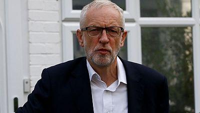 """زعيم المعارضة البريطانية يتعهد """"بفعل كل ما هو ضروري"""" لمنع الخروج دون اتفاق"""