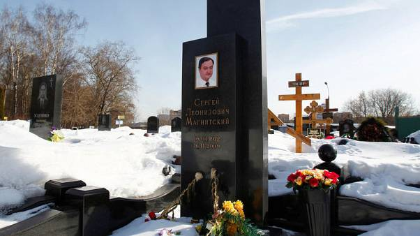 Russia flouted dead lawyer Magnitsky's rights, says European court
