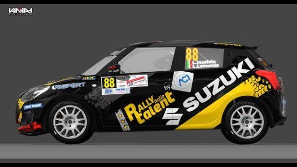 Aci Rally Italia Talent, via inscrizioni
