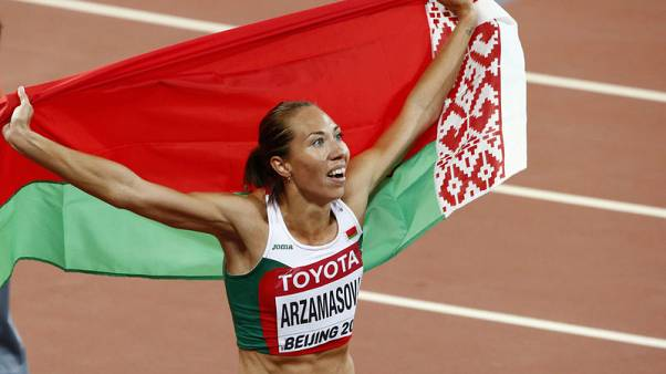 Former 800m world champion Arzamasova gets provisional ban for doping