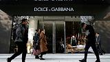 Dolce & Gabbana sees sales slowdown in China after ad backlash