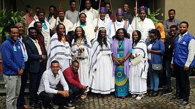 International Organization for Migration (IOM) Brings Cultural Leaders to Peacebuilding Talks in Ethiopia