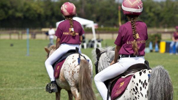 Equitazione e vela, finali giovanili
