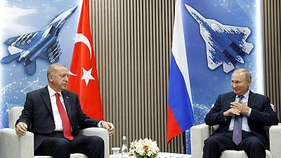 Russia, Turkey agree steps to tackle militants in Syria's Idlib - Putin