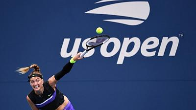 Highlights: U.S. Open day two