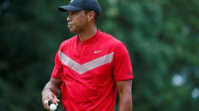 Woods undergoes knee surgery, targets October return