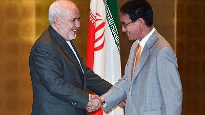 Iran Foreign Minister Zarif looks forward to Japan talks