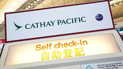 Cathay investigates after crew oxygen bottles were found empty