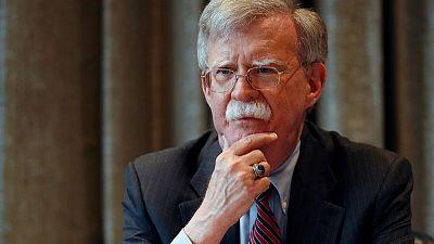 U.S. adviser Bolton set to visit Ukraine, he says on Twitter