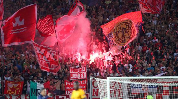 Red Star and Dinamo reach Champions League group stage