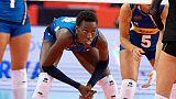 Volley: Eurodonne, Italia-Slovenia 3-0