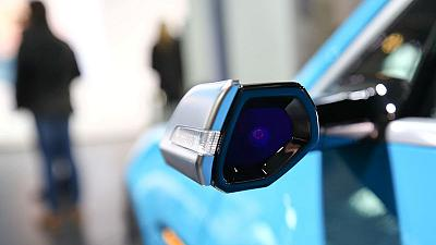 U.S. to test mirrorless, camera-based systems in autos