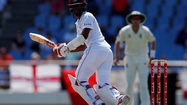 Windies keep faith with batting lineup for second India test