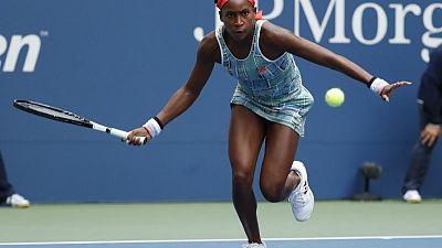 المراهقة جوف تفوز في ظهورها الأول ببطولة أمريكا المفتوحة