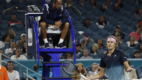 Tennis: ATP fires chair umpire Steiner