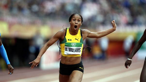 Doping - Jamaican under-20 world champ Williams tests positive