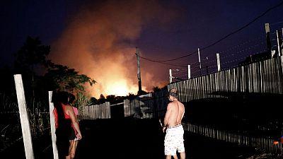 البرازيل ترحب بالمساعدات لإخماد حرائق الأمازون مشترطة تحديد سبل استخدامها