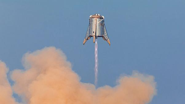 SpaceX's Mars rocket prototype rattles nerves of nearby residents in Texas flight test