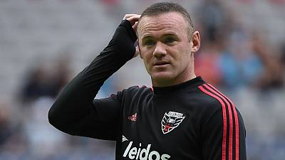 D.C. United's Rooney suspended a second game after red card