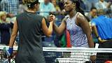 Former champion Stephens ousted by Russian qualifier